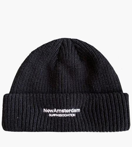 New Amsterdam New Amsterdam Beanie Black