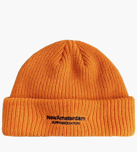 New Amsterdam New Amsterdam Beanie Orange