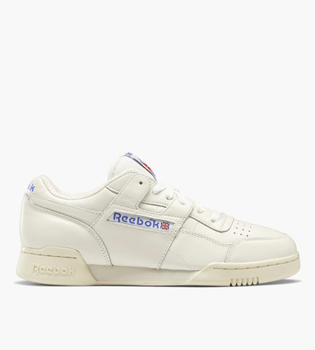 Reebok Reebok Workout Plus 1987 Chalk Paper White Royal