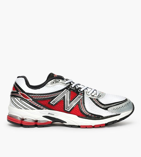 New Balance New Balance ML860 D White Grey Red
