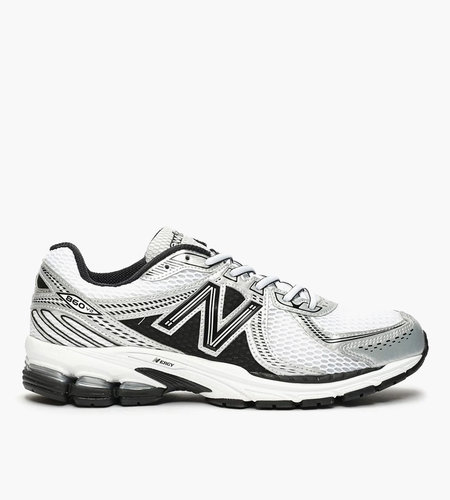 New Balance New Balance ML860 D White Grey