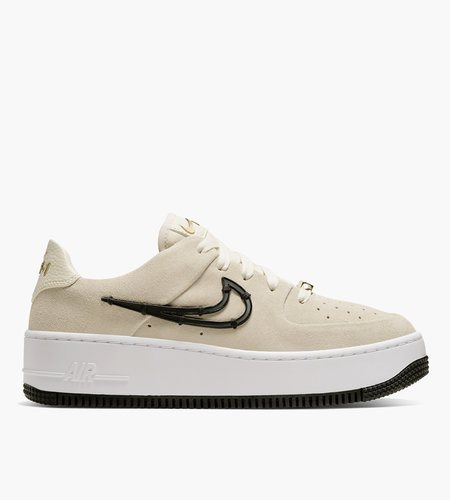 Nike Nike W AF1 Sage Low LX Light Cream Black