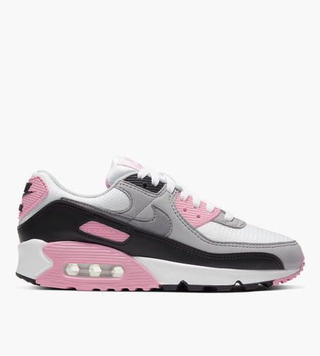 Nike Nike W Air Max 90 White Particle Grey Rose Black
