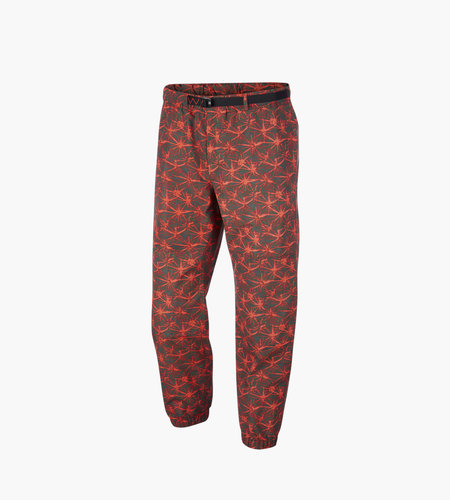 Nike Nike M NRG ACG AOP Trail Pant Rush Red Black