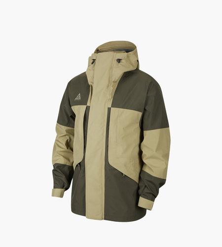 Nike Nike M NRG ACG Jacket Hooded Goretex Cargo Khaki