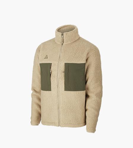 Nike Nike M ACG Microfleece Jacket Khaki Cargo Khaki
