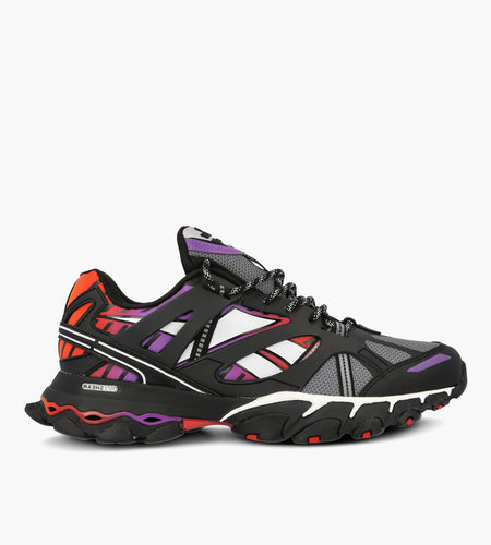Reebok Reebok Dmx Trail Shadow Black Cold Grey Scarlet