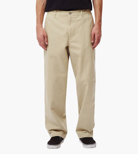 Obey Obey Marshal Utility Pants Natural