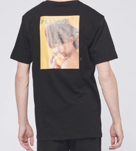 Soulland Soulland Meets Playboy February T-Shirt Black