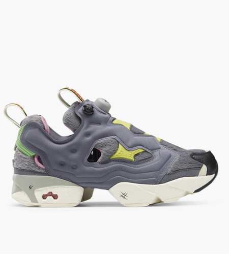 Reebok Reebok x Tom & Jerry Instapump Fury OG M Cold Grey 6 Hero Yellow Black
