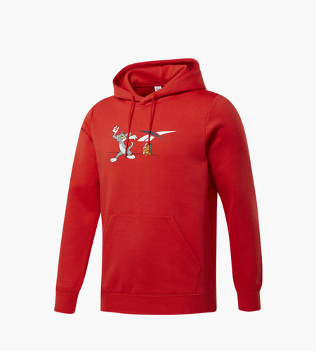 Reebok Reebok x Tom & Jerry Hoodie 4 Red