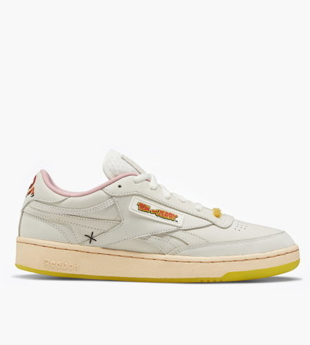 Reebok Reebok x Tom & Jerry Club C Revenge MU Chalk Quiet Pink Pantone