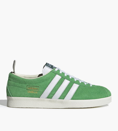 Adidas Adidas Gazelle Vintage Semi Flash Lime Cloud White Off White