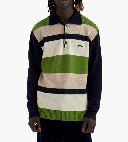 Arte Antwerp Arte Kreator Sweater Multi Merino Wool