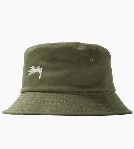 Stussy Stussy Stock Bucket Hat Olive