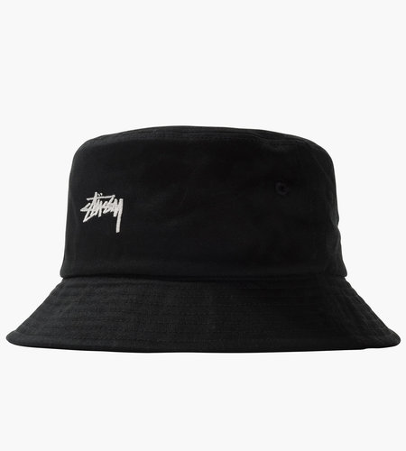 Stussy Stussy Stock Bucket Hat Black