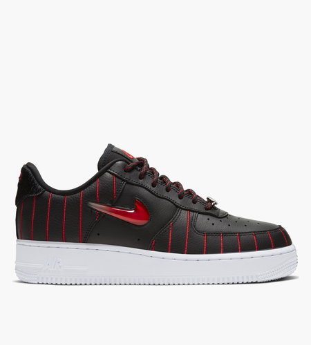 Nike Nike Air Force 1 Jewel QS Black University Red