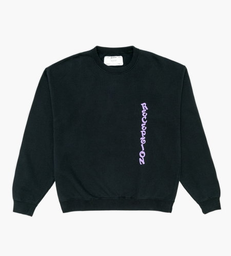 Reception Reception Club Sweat Dark Navy