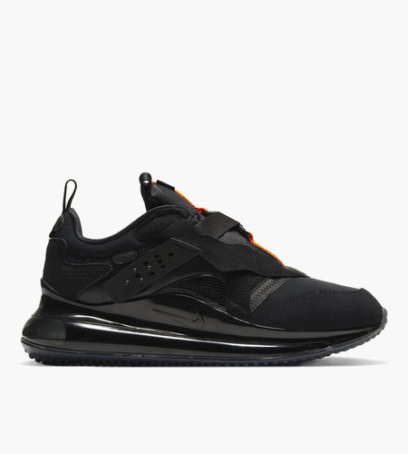 Nike Nike NSW Fuel Air Max 720 Slip OBJ Black Black Total Orange