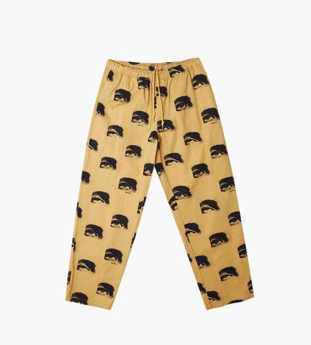 Obey Obey Easy Big Boy Printed Pants Almond Multi