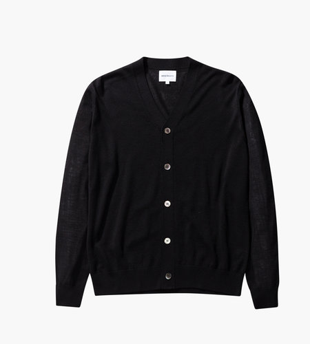 Norse Projects Norse Projects Adam Light Merino Black