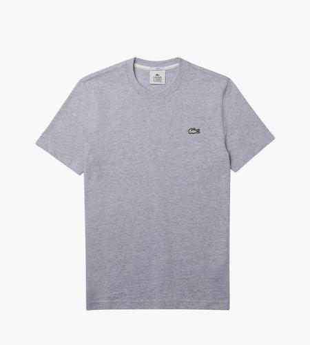 Lacoste Live Lacoste 1HT1 Men's T-Shirt 011 CCA Silver Chine