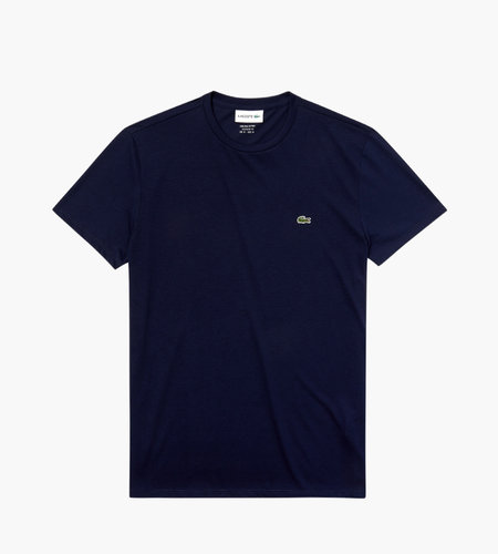 Lacoste Live Lacoste 1HT1 Men's T-Shirt 011 166 Navy Blue