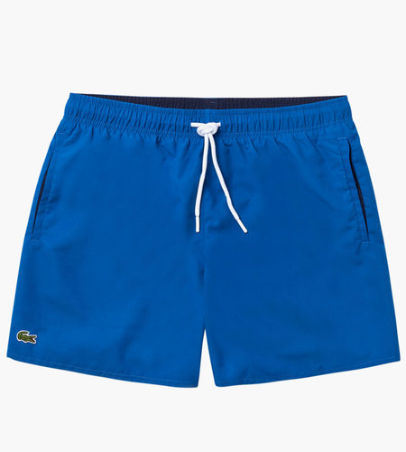 Lacoste Live Lacoste Men's Swimming Trunks Blue Black