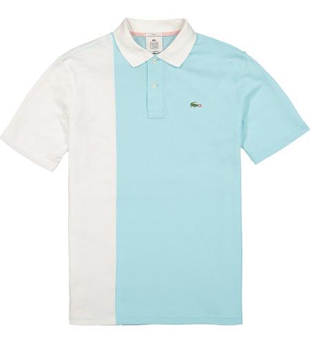 Lacoste Live Lacoste x Golf Le Fleur Short Sleeve Polo Blue