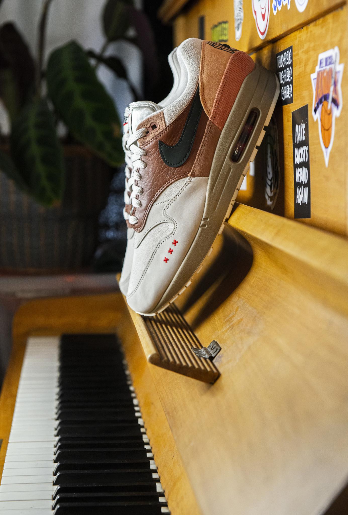 Jarreau Vandal - Nike Air Max 1 Amsterdam - Baskets -release
