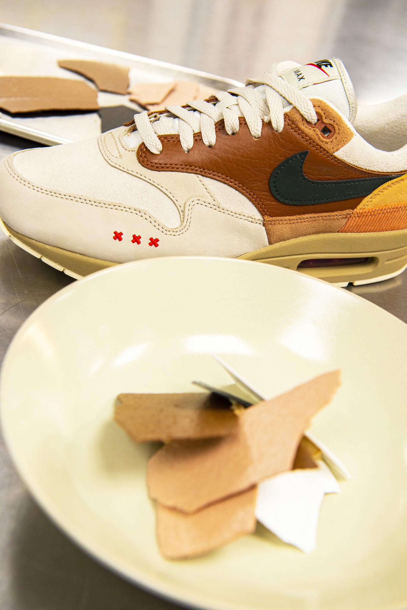 Jaimie van Heije - Nike Air max 1 Amsterdam release