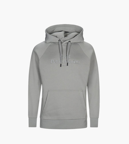 Peak Performance Peak Performance M Original Hoodie Soud Mist