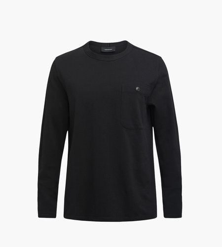 Peak Performance Peak Performance Urban Pocket Longsleeve Black