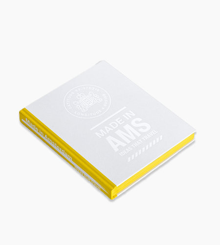 Made In Amsterdam Hardcover Book