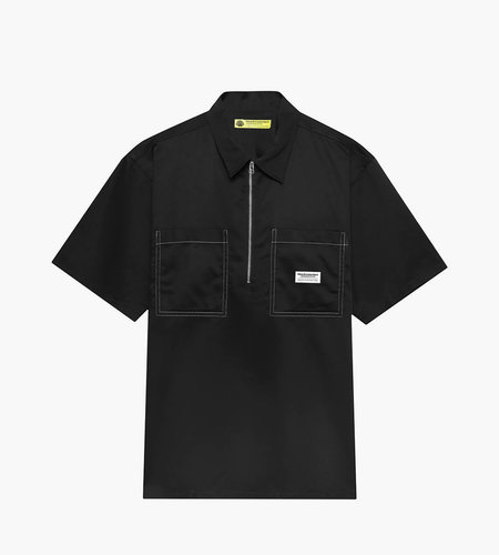 New Amsterdam New Amsterdam Work Shirt Black