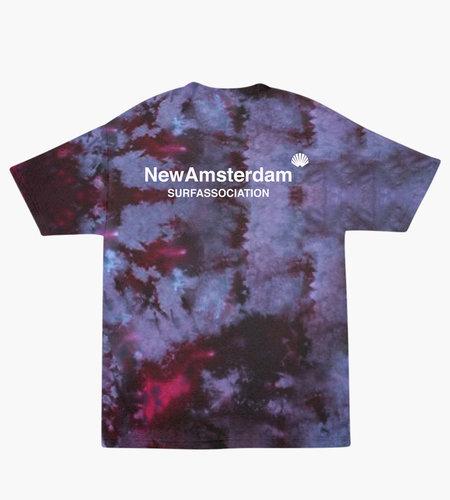 New Amsterdam New Amsterdam Logo T-Shirt Tie Dye