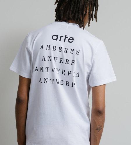Arte Antwerp Arte Thomas Antverpla T-Shirt White