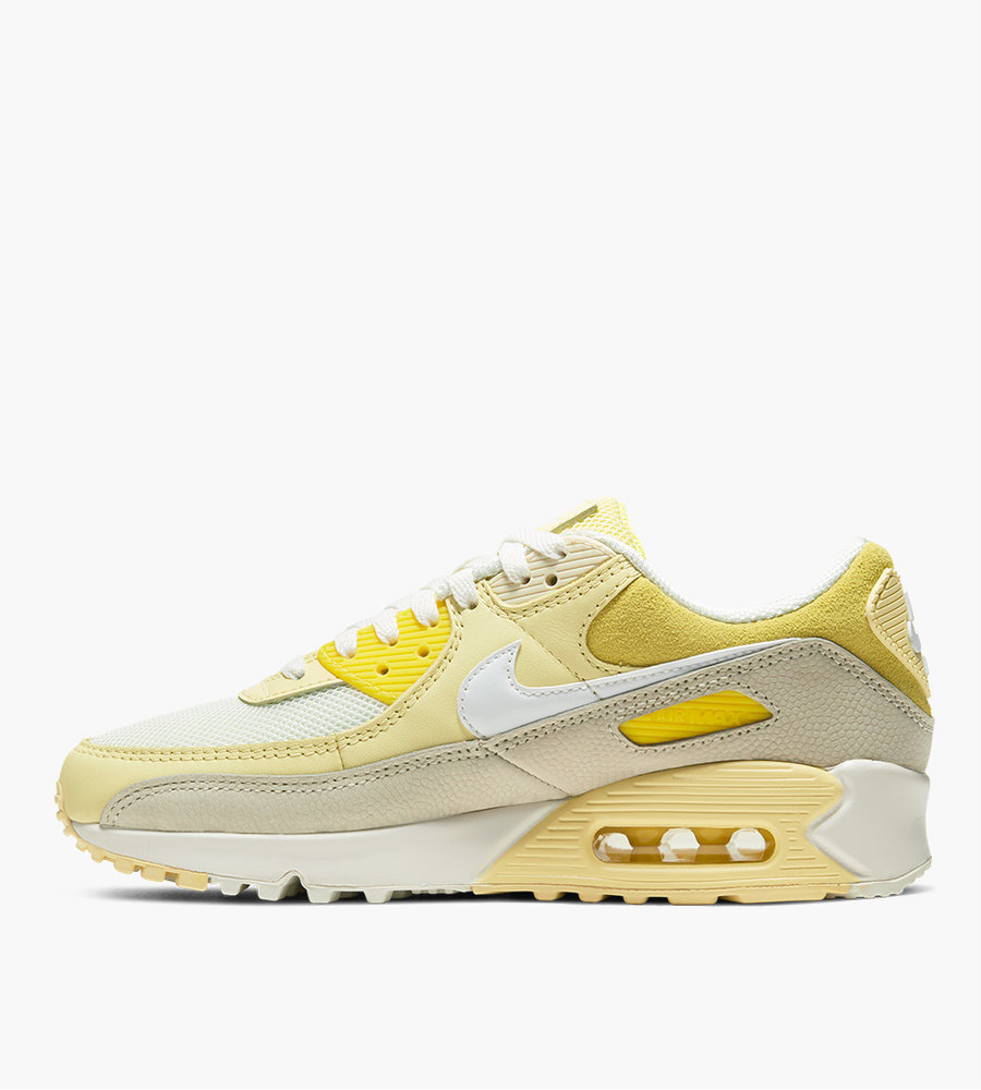 Nike Nike Air Max 90 Opti Yellow White Fossil