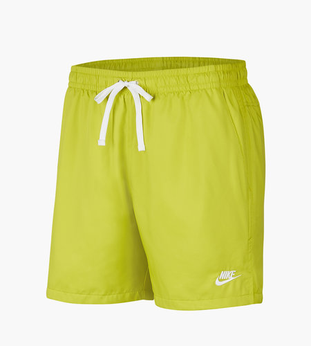 Nike Nike M NSW SCE Woven Flow Shorts Bright Cactus White