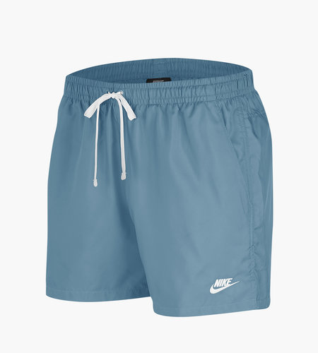 Nike Nike M NSW SCE Woven Flow Shorts Cerulean White