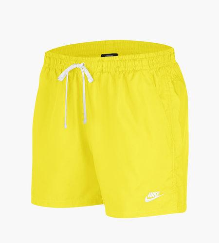 Nike Nike M NSW SCE Woven Flow Shorts Opti Yellow