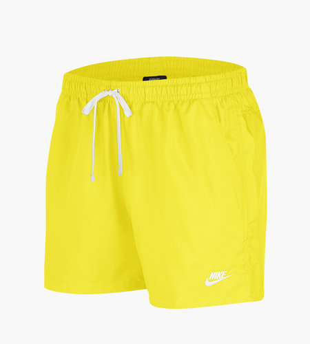 Nike Nike M NSW SCE Woven Flow Shorts Opti Yellow