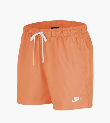 Nike Nike M NSW SCE Woven Flow Shorts Orange Trance White