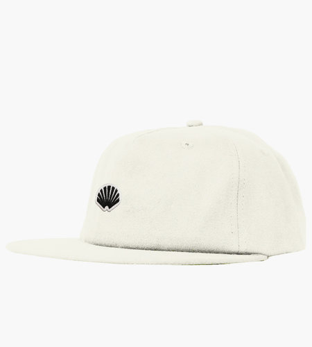 New Amsterdam New Amsterdam Patch Cap Off White
