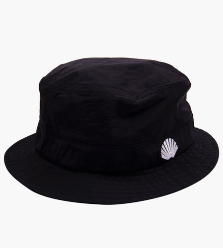 New Amsterdam New Amsterdam Rain Bucket Hat Black