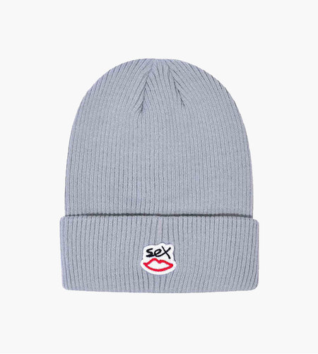 Sex Skateboards Beanie Grey