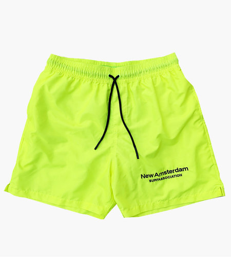 New Amsterdam New Amsterdam Logo Short 2.0 Safety Green