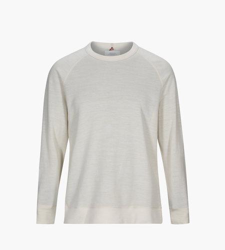 Peak Performance Peak Performance Ben Gorham Wool LS Shirt Off White