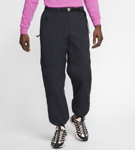 Nike Nike NRG ACG Convertible Pants Black Neptune Green