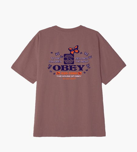 Obey Obey To The Children Cassis